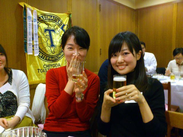 第100回記念例会 @大手町 銀座ライオン