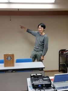 Akihiro Fujikawa, Chiyoda TMC president 2018-2019